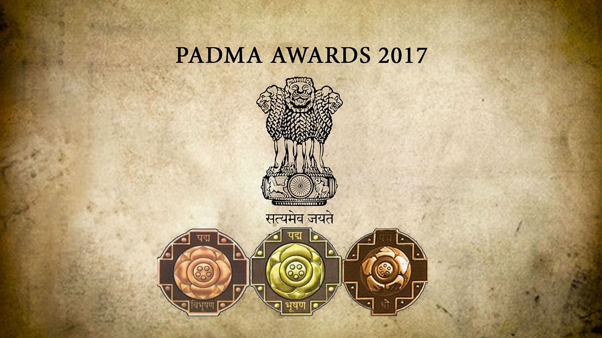 Here Is the Complete List of Padma Awardees of 2017