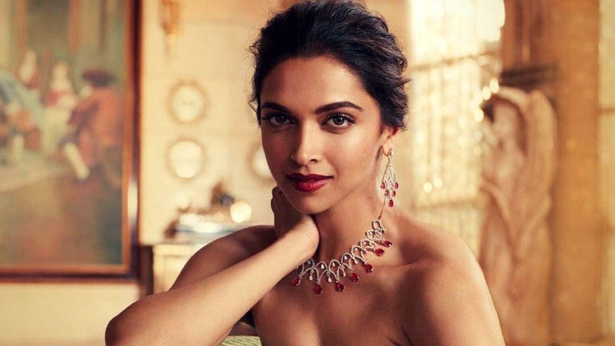 The gorgeous Deepika Padukone.