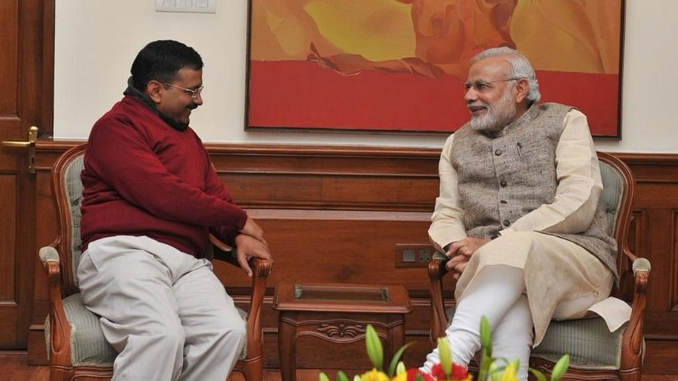 Kejriwal Says Modi Uses Mother for Votes, Twitter Says 'So Do You'