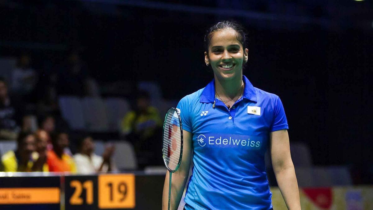 File photo of Saina Nehwal
