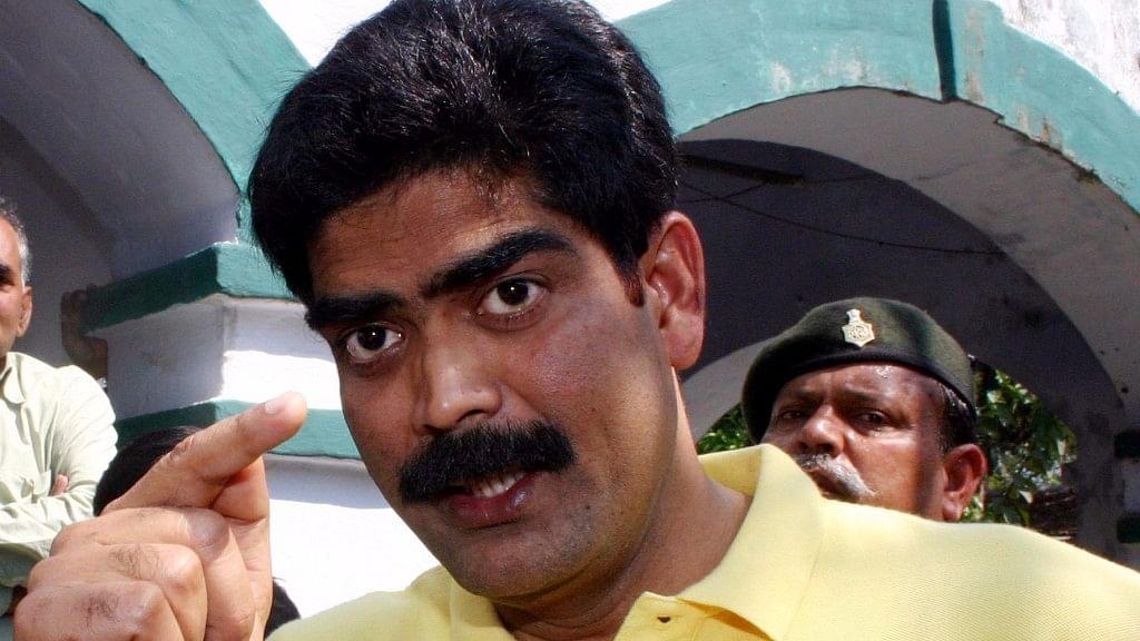Former MP Mohammad Shahabuddin. (Photo: IANS)