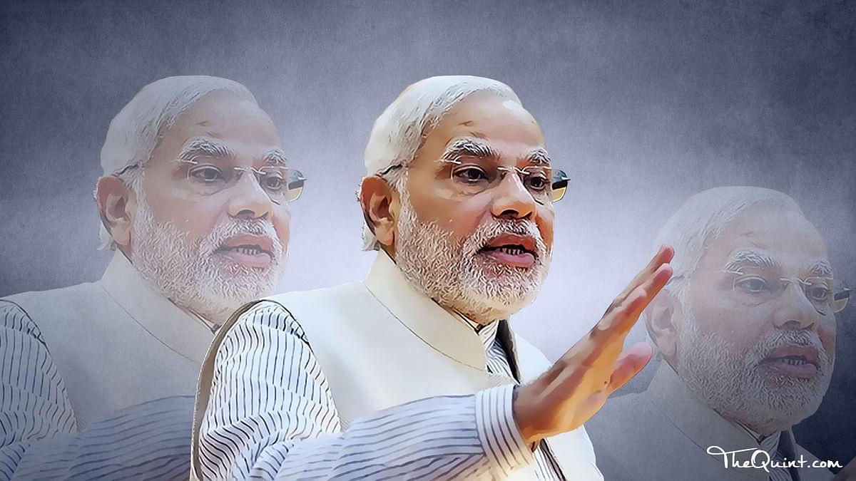 Did Modi ji extend old schemes? (Photo: Lijumol Joseph/ <b>The Quint</b>)