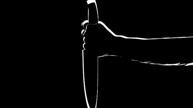 52-year-old Santhosh was hacked to death by unidentified persons around 11.30 pm at his residence in Kannur. (Photo: Reuters)