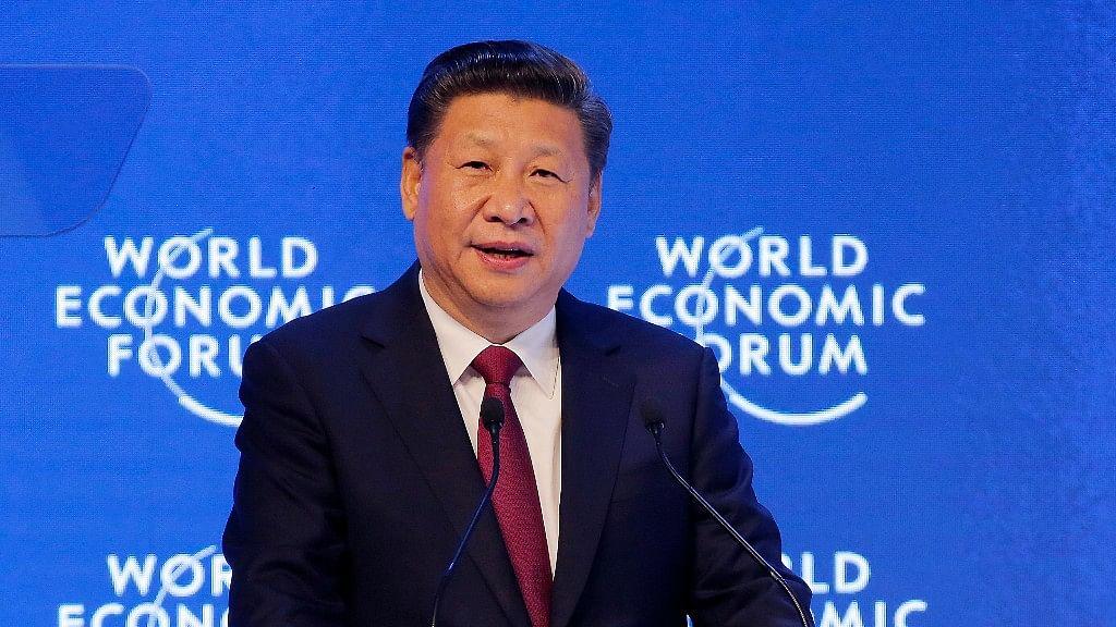 At WEF, China's Xi Jinping Warns Trump Against Starting Trade War