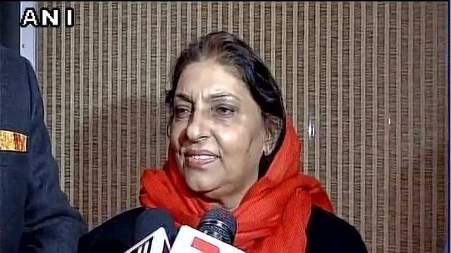 Gurkanwal Kaur. (Photo: ANI)
