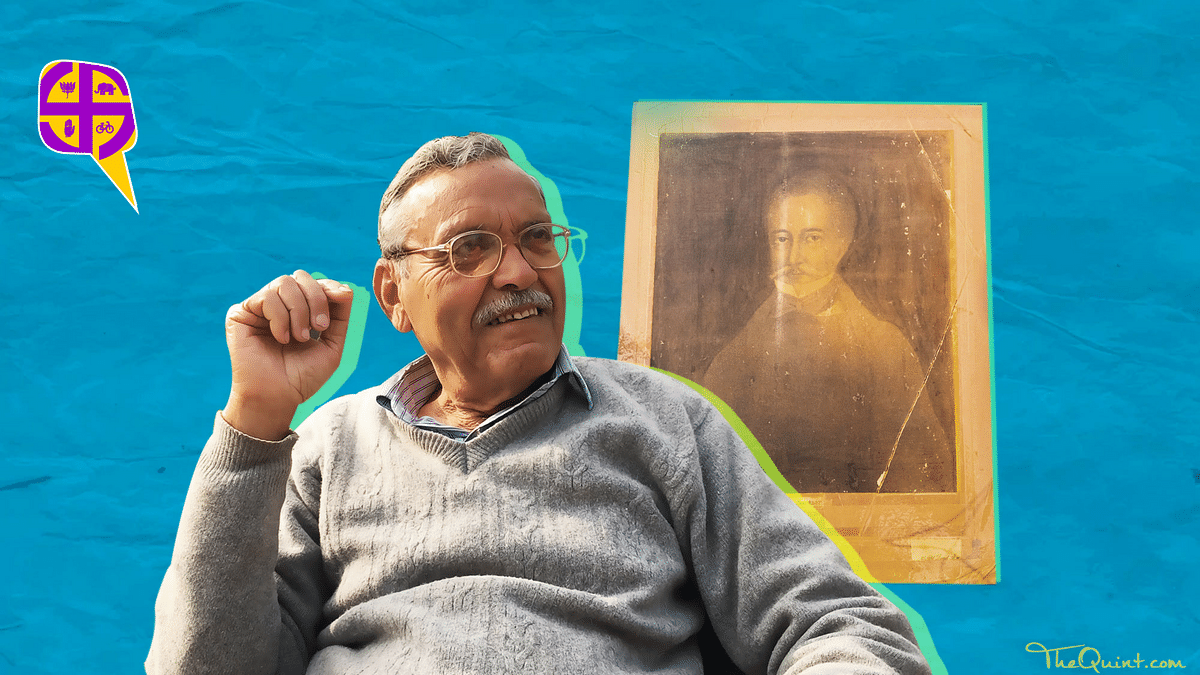 Of an 'Angrez' and His White Mughal Ancestors in West UP's Kasganj
