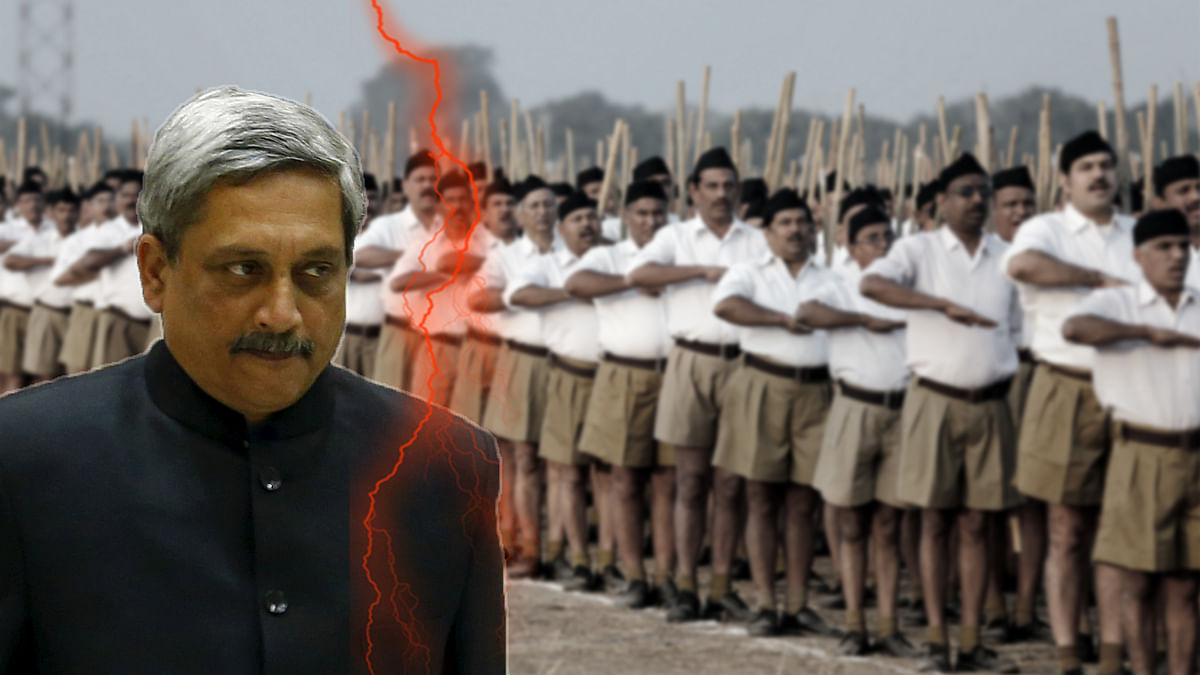 Manohar Parrikar himself has not ruled out the possibility of returning to Goa. (Photo: <b>The Quint</b>)
