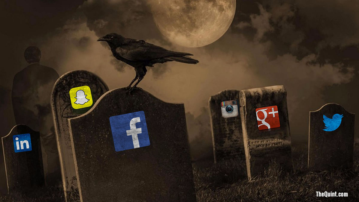If death wasn't the end, would you leave behind a digital avatar of yourself for posterity to interact with? (Photo: Altered by <b>The Quint</b>)