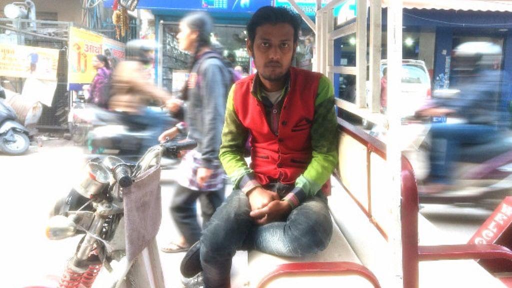 Shadab Hussain (Photo Courtesy: IndiaSpend)