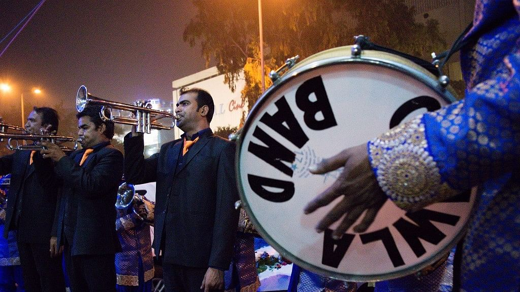 In Pics: Of Melancholy Notes & the Lives of Wedding Band Wallahs