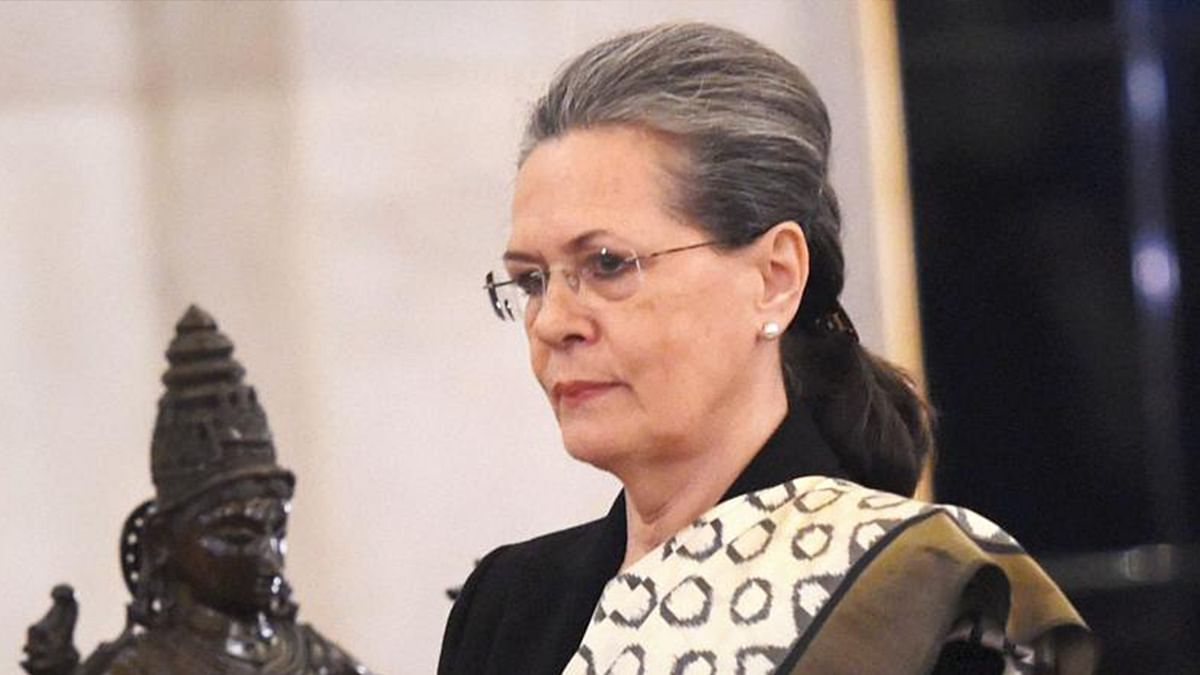 """Democracy is Passing Through Most Difficult Times"": Sonia Gandhi"