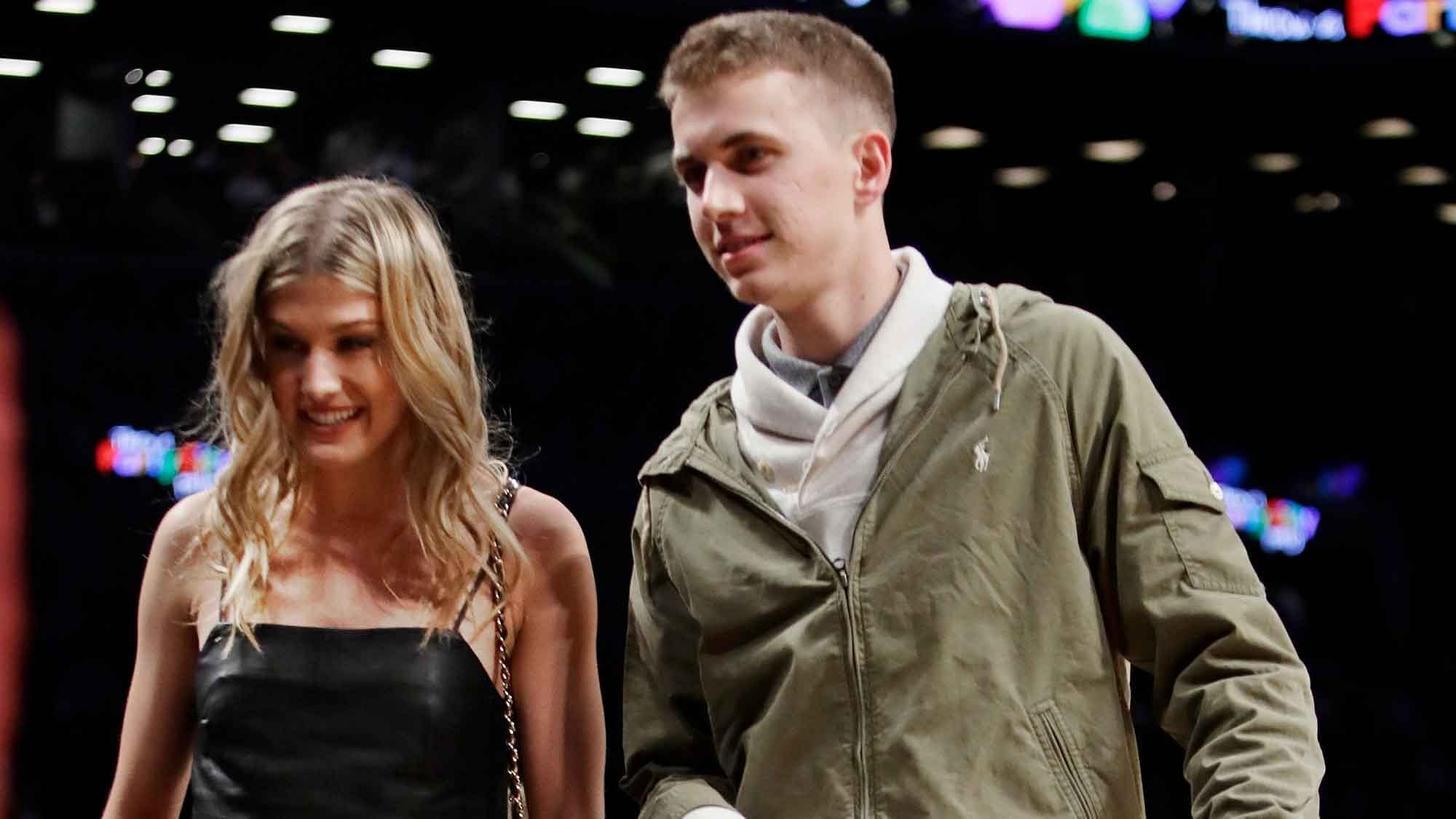 Tennis Star Eugenie Bouchard Goes on Blind Date After