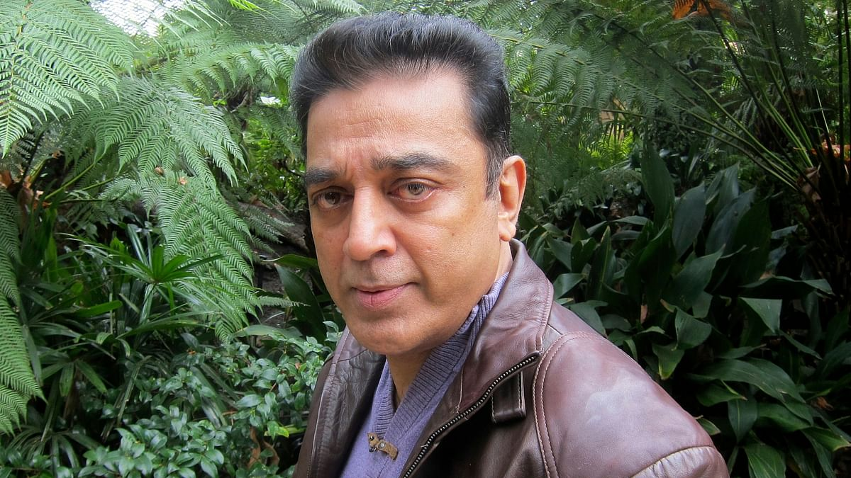 Kamal Haasan. (Photo: Reuters)