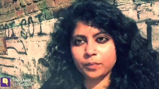 The Quint's Reporter Assaulted by ABVP Members at Ramjas College
