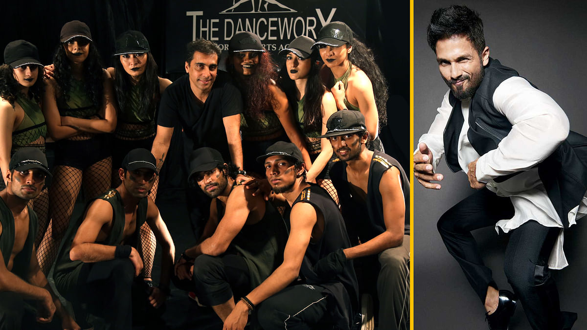 Do Not Miss This Dance Tribute to Shahid Kapoor On His Birthday