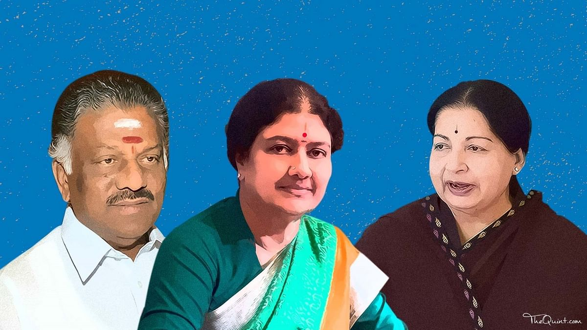 Without a mesmerising figure at the helm, the AIADMK is likely to undergo a reality check. (Photo: <b>The Quint</b>)