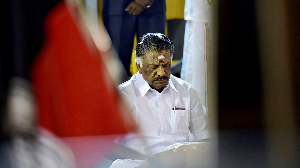O Panneerselvam brushed aside all speculations of a rift between him and the Chief Minister Edappadi Palaniswami.