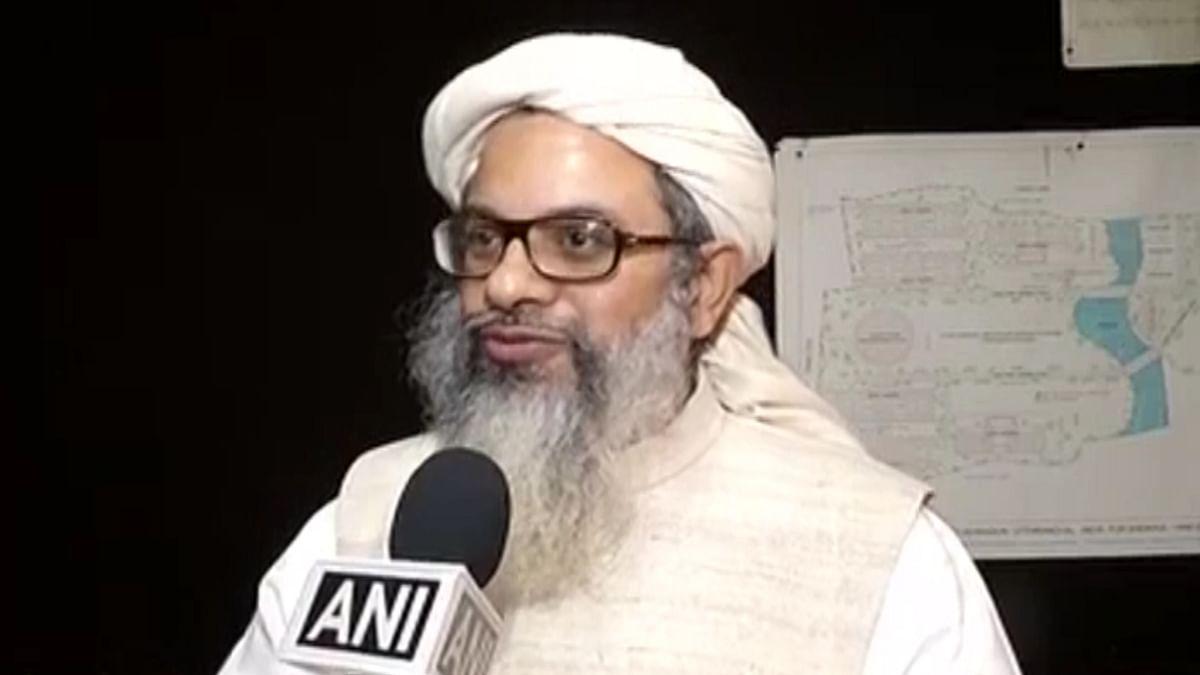 Maulana Mahmood A Madani.