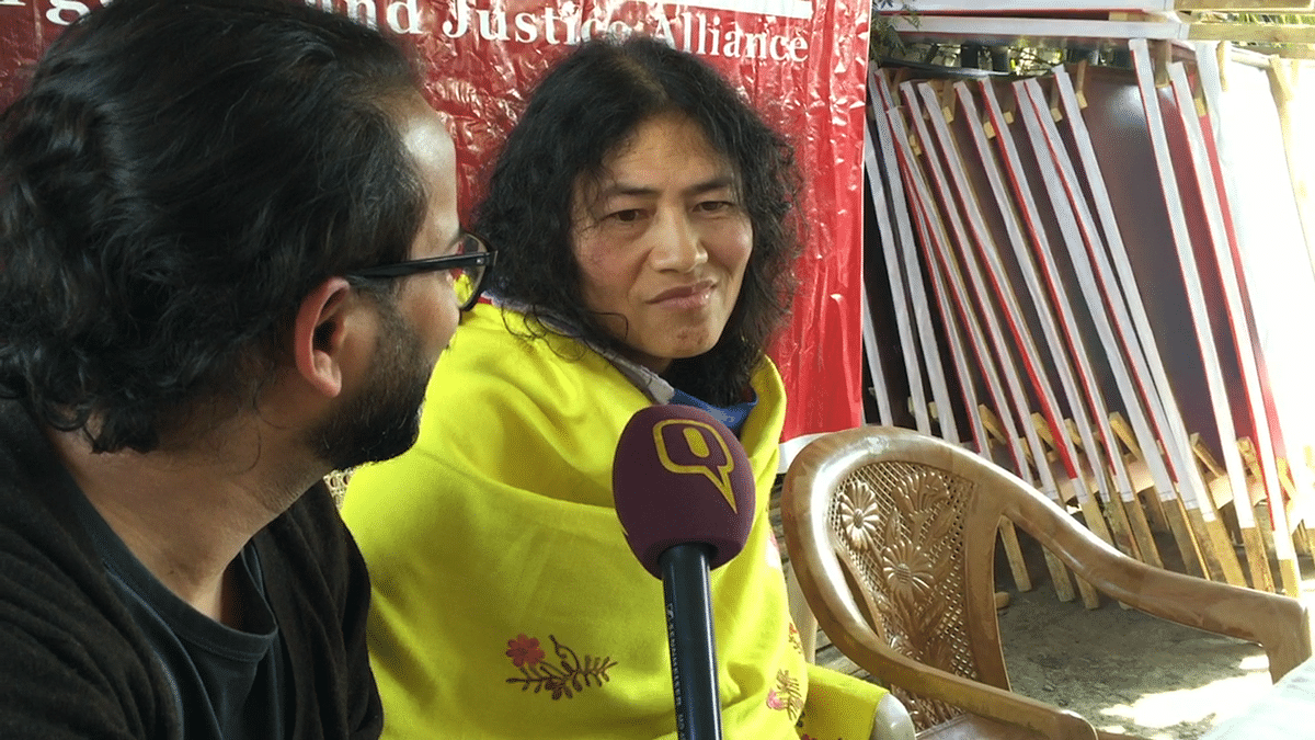 Irom Sharmila on PRJA Party and How AFSPA Needs a Political Fight