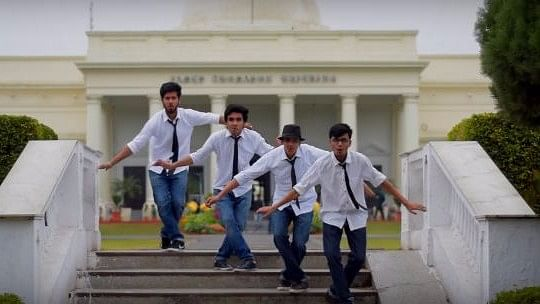 Watch: IIT Roorkee Students Recreate Ed Sheeran's 'Shape of You'