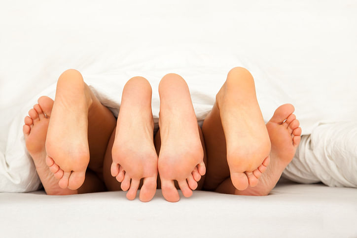 'Recently sex has become business as usual'. (Photo: iStock)