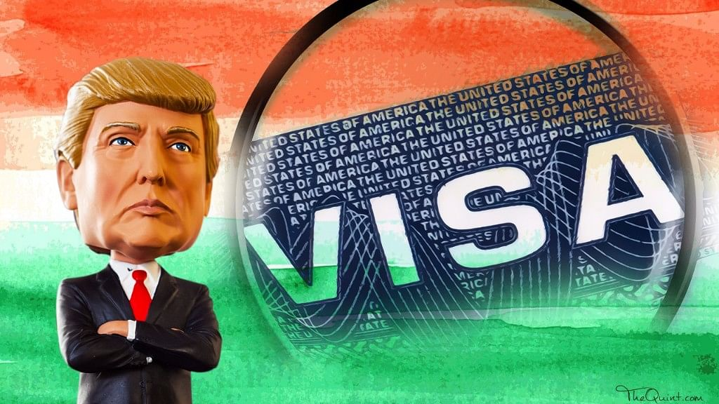 With the possibility of the US tightening H-1B visa rules, panic has gripped Indian techies.