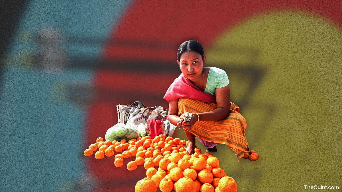 Once a National Level Archer, Now a Roadside Fruit Seller