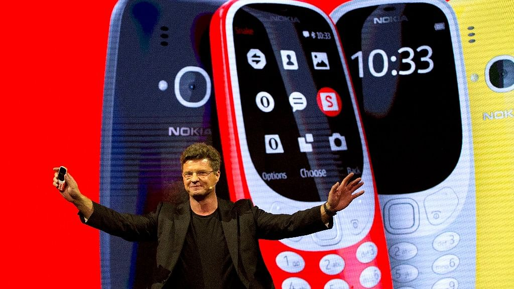 The new Nokia 3310 packs one month of battery life, when used on standby.
