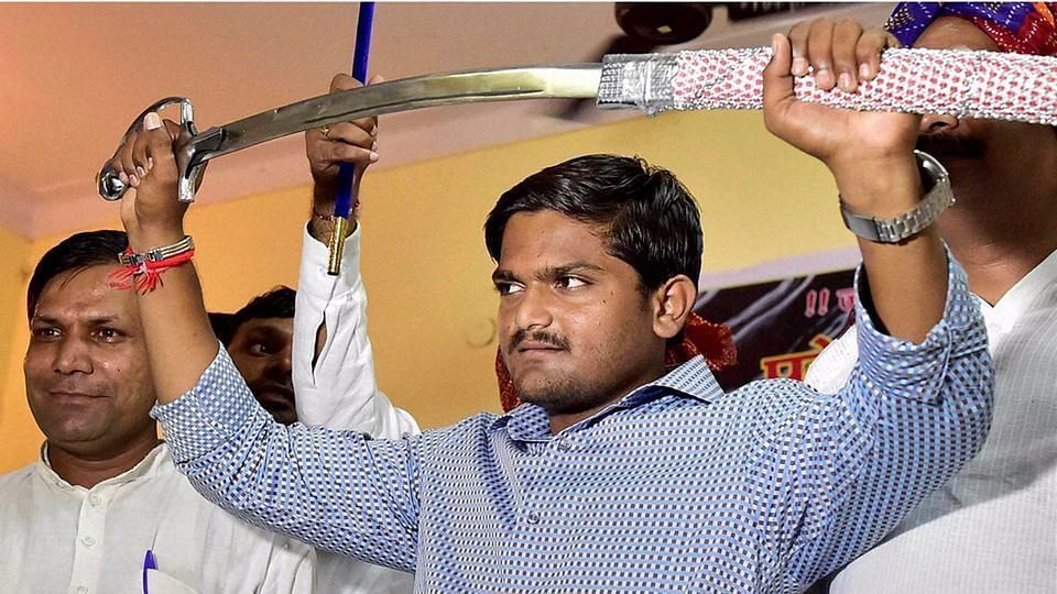 Held For 'Evading' Trial, Hardik Patel Sent to Custody Till 24 Jan