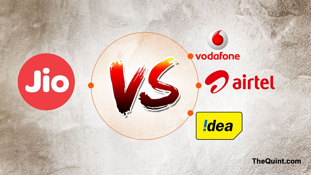 Airtel and Vodafone Idea have been taking potshots on Reliance Jio over its latest announcement of charging its subscribers 6 paise per minute for voice calls.