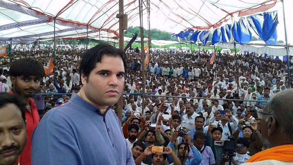 'Such People Untie My Shoelaces': Varun Gandhi On BSP Candidate