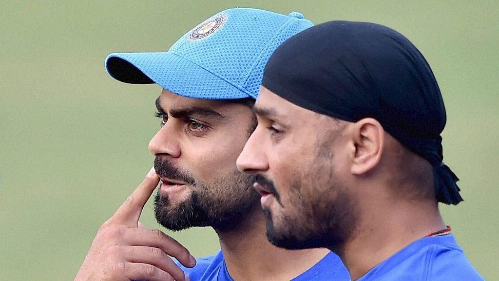 Harbhajan Defends Kohli's Captaincy, Says Others Need to Step Up