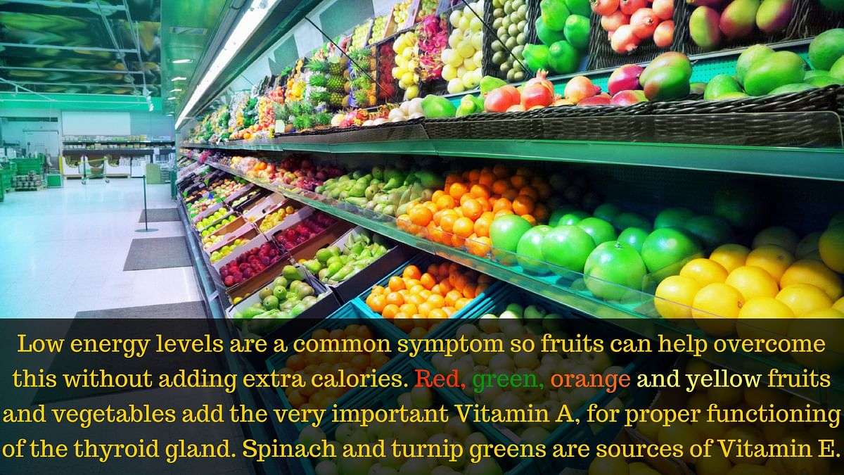 A Thyroid Diet: Adding Colour to Your Fruit Plate and 'Going Nuts'