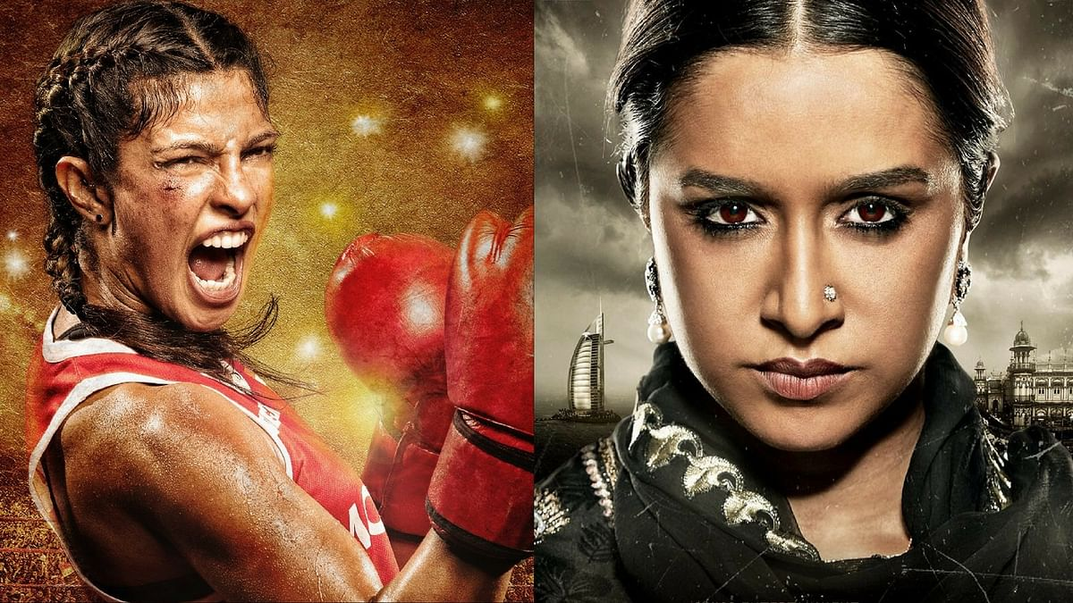 Mary Kom to Haseena: Bollywood's Problem With Getting the 'Look'