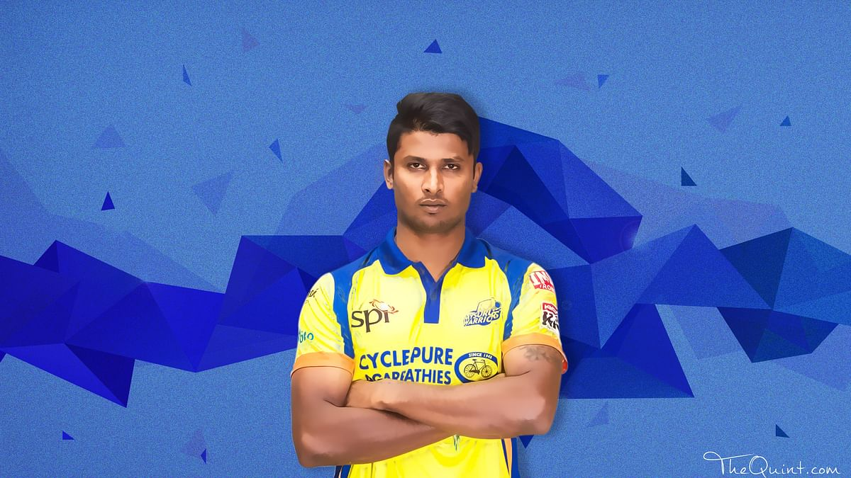 K Gowtham has been bought by Chennai Super Kings for Rs 9.25 crore.