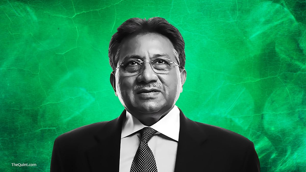 File photo of Pervez Musharraf.