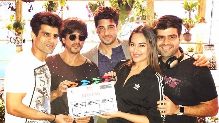 Sonakshi and Sidharth's 'Ittefaq Se' title track is out.