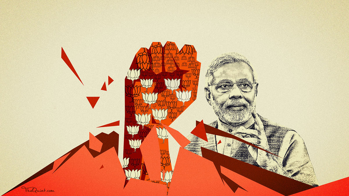 Forget About the 2014 Triumph, 2019 Looks Difficult for BJP