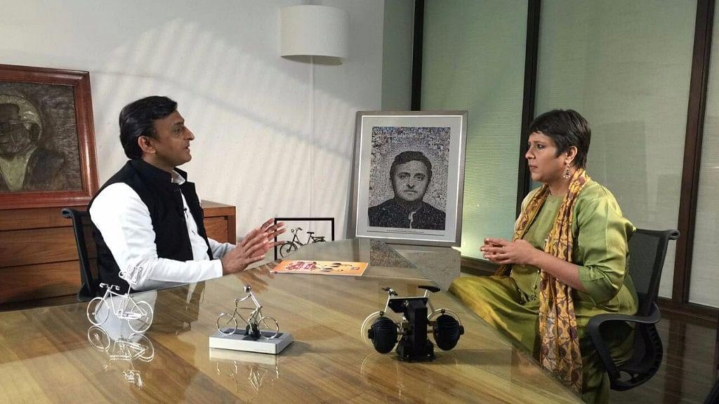 Barkha's Big Exclusive with Akhilesh Yadav