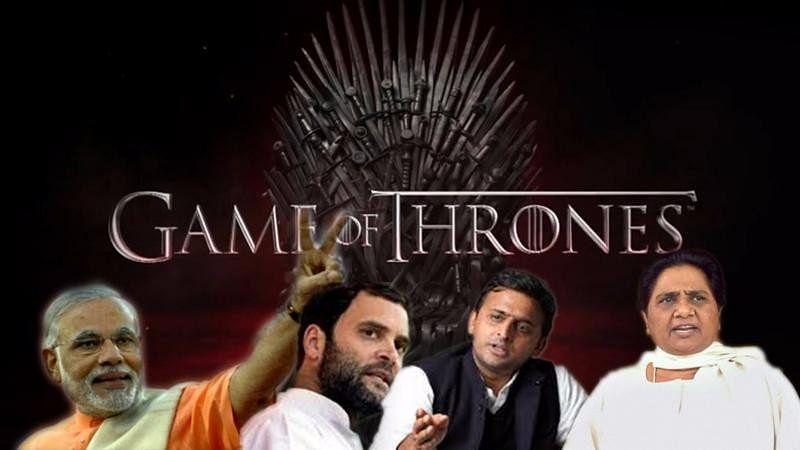 Bharatiya Janata Party won the Uttar Pradesh elections.