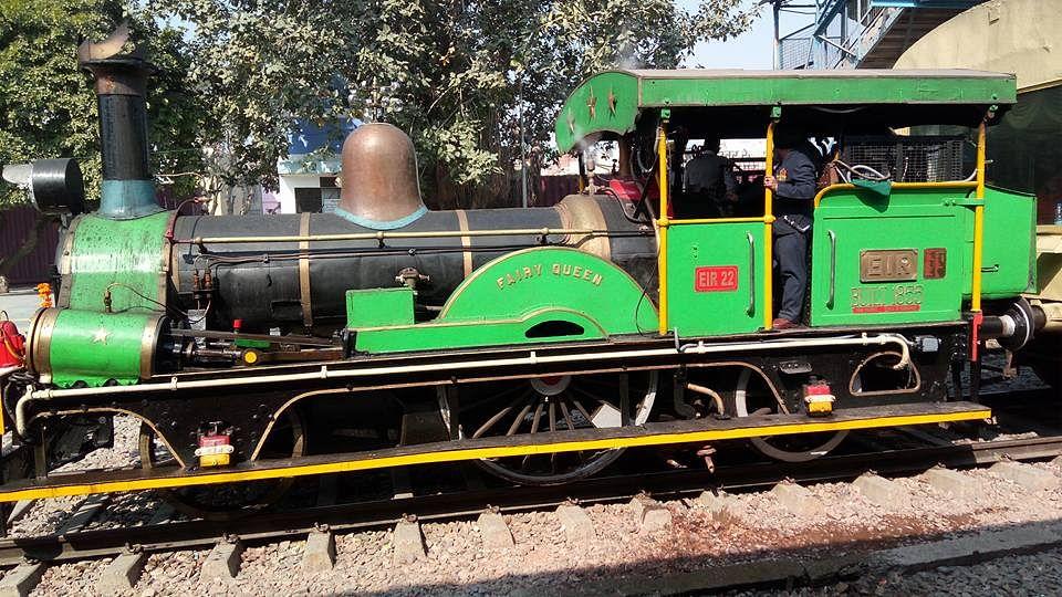 "Fairy Queen locomotive. (Photo Courtesy: Facebook/<a href=""https://www.facebook.com/ravi.gulia.336"">Ravi Gulia</a>)"