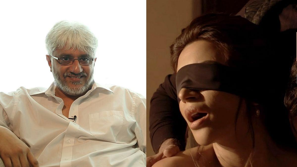 Vikram Bhatt talks to us about <i>Maaya.&nbsp;</i>