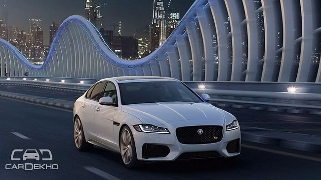 Made in India Jaguar XF Launched at Rs 47.50 Lakh