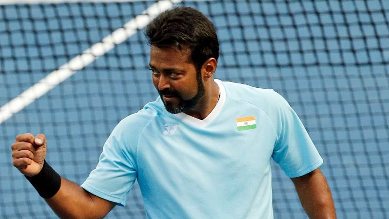 Davis Cup: Paes Included in Indian Squad for Tie Against Croatia