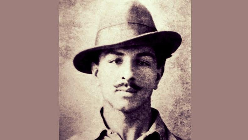 Jammu University senior professor called Bhagat Singh a 'terrorist' during a lecture.