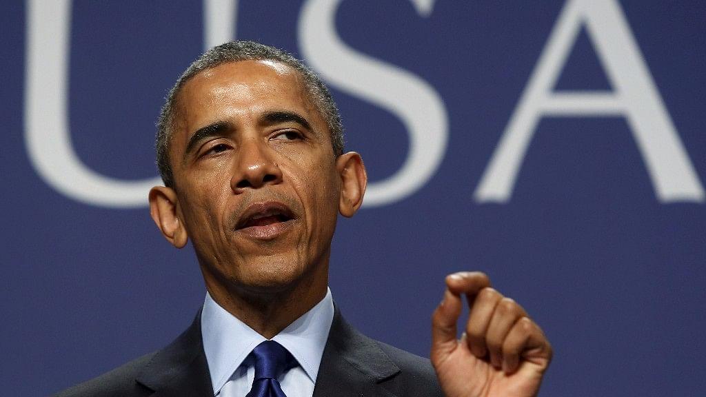 Former United States President Barack Obama  (Photo: Reuters)