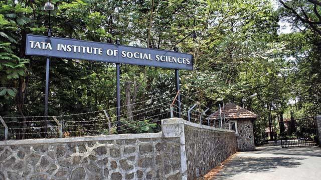 The Tata Institute of Social Sciences campus in Mumbai.