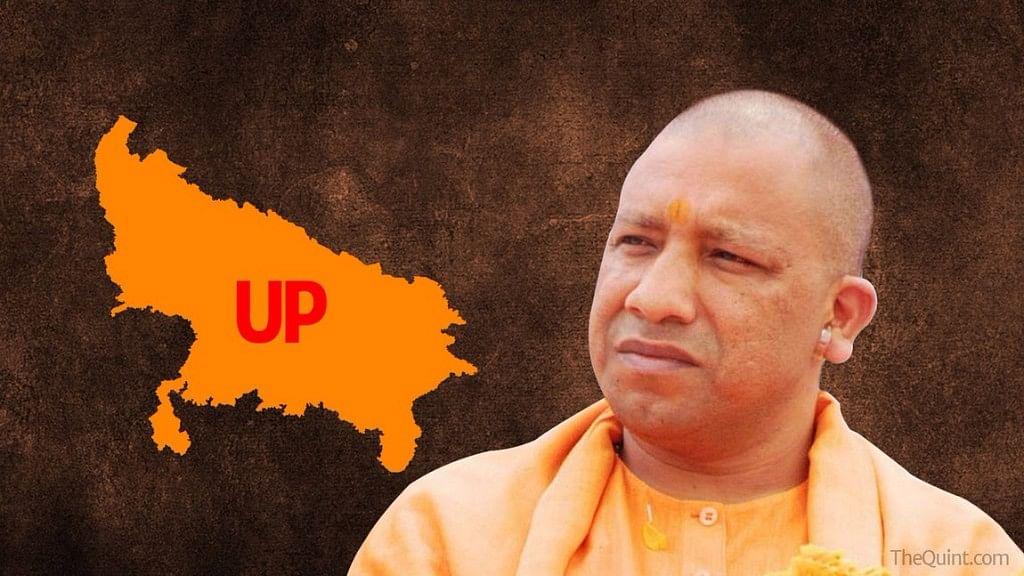 Yogi Adityanath, the new Uttar Pradesh Chief Minister.