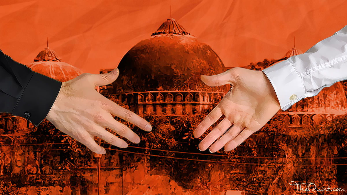 The Supreme Court (SC) will pronounce orders on the limited issue of whether or not to send the Ayodhya dispute for mediation.
