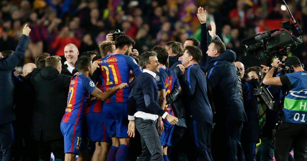 A Piece of History! Barcelona Pull Off Massive Comeback vs PSG